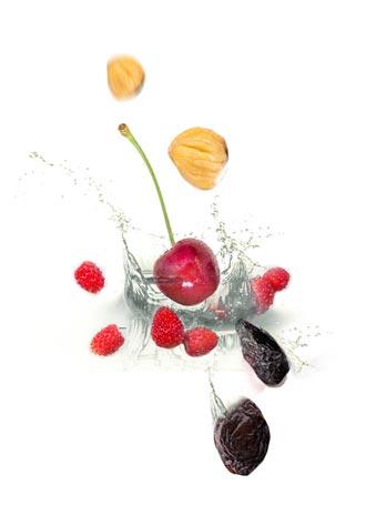 Prodotti naturali a base di frutta